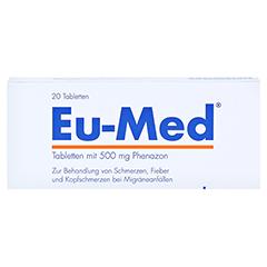 Eu-Med 20 Stück - Vorderseite