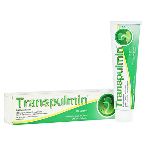 Transpulmin Erkältungsbalsam 100 Gramm