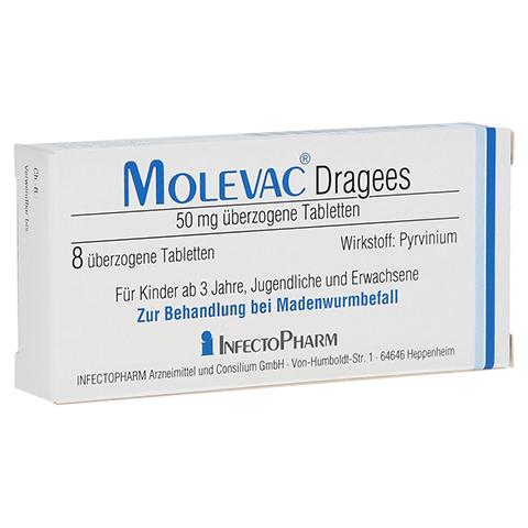 MOLEVAC Dragees 8 Stück N2