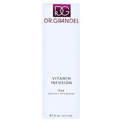 GRANDEL Vitamin Infusion Eye Creme 20 Milliliter - Vorderseite