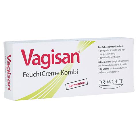 Vagisan Feuchtcreme Kombi 1 Packung