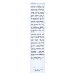 GRANDEL Vitamin Infusion Eye Creme 20 Milliliter - Rechte Seite