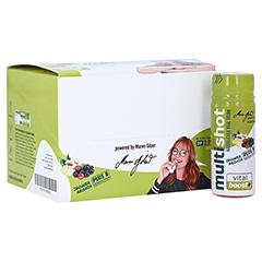 MULTISHOT vital boost+ Trinkampullen 12x60 Milliliter