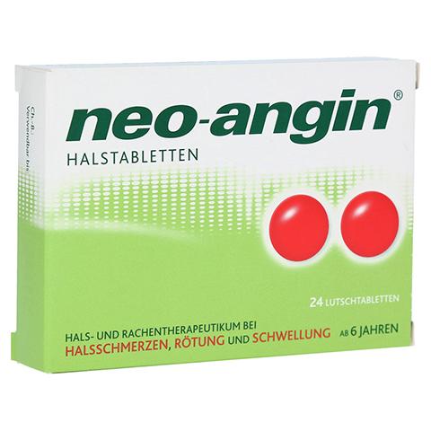 Neo-Angin Halstabletten 24 Stück N1