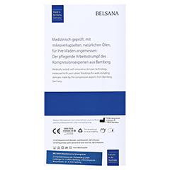 BELSANA work skincare AD M schwarz m.Sp. 2 Stück - Rückseite