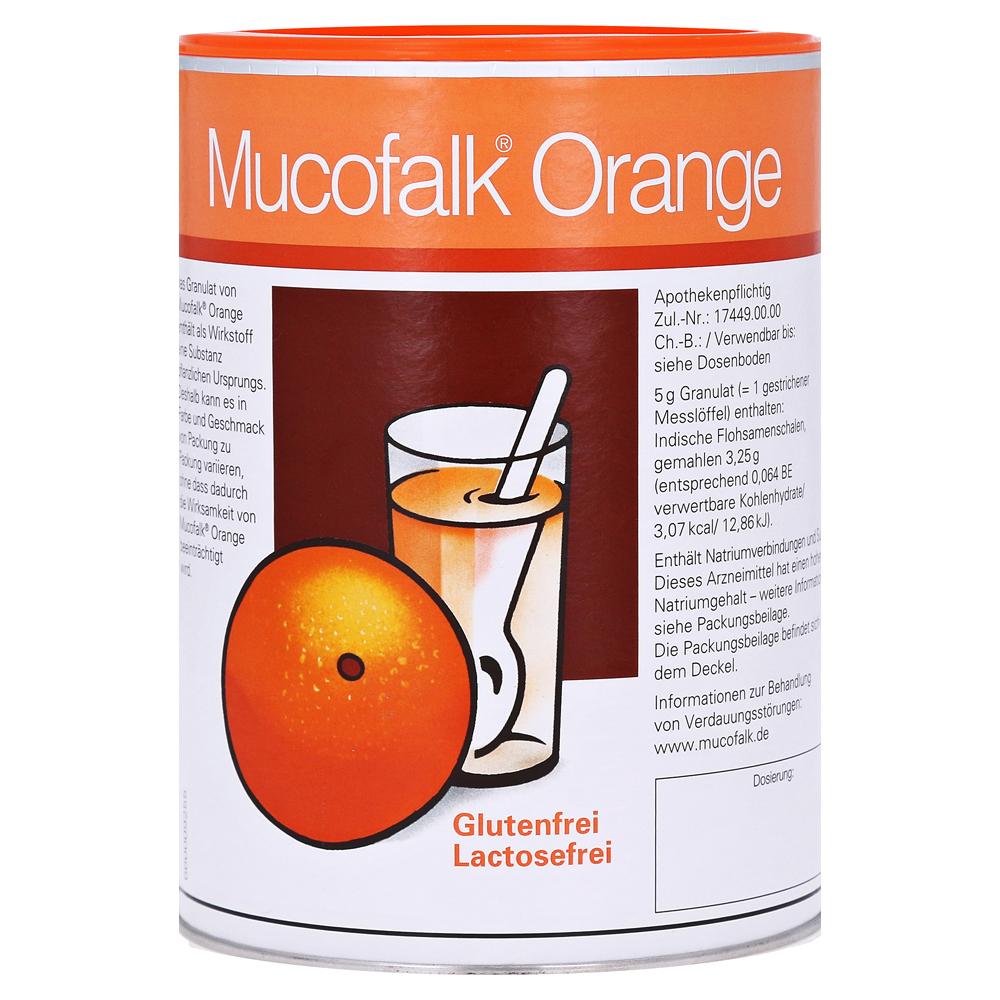 Erfahrungen Zu Mucofalk Orange 300 Gramm N2 Medpex Versandapotheke
