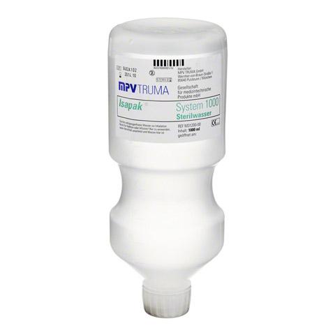 ISAPAK System 1000 Sterilwasser 1x1000 Milliliter