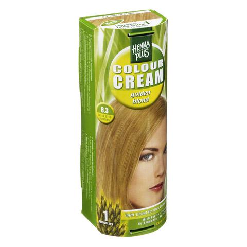 HENNAPLUS Colour Cream golden blond 8,3 60 Milliliter