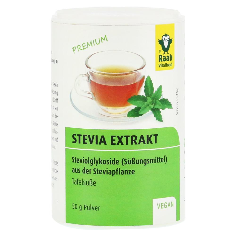 stevia extrakt raab 50 gramm online bestellen medpex versandapotheke. Black Bedroom Furniture Sets. Home Design Ideas