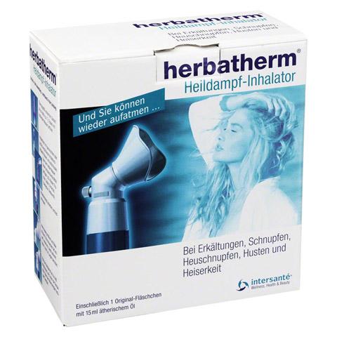 HERBATHERM Heildampf-Inhalator HT-10 1 Stück