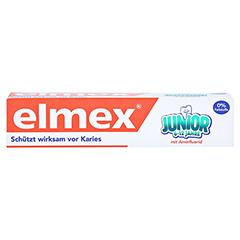 Elmex Junior 75 Milliliter - Vorderseite