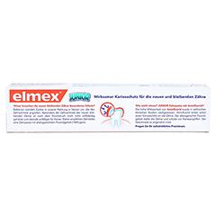 Elmex Junior 75 Milliliter - Rechte Seite
