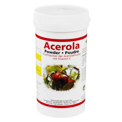 ACEROLA PULVER 100 Gramm
