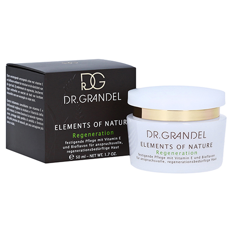 GRANDEL Elements of Nature Regeneration Creme 50 Milliliter