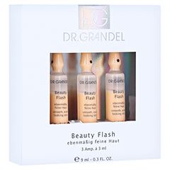 GRANDEL Professional Beauty Flash Ampullen 3x3 Milliliter