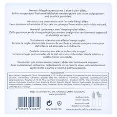 GRANDEL Professional Hyaluron Ampullen 3x3 Milliliter - Rückseite
