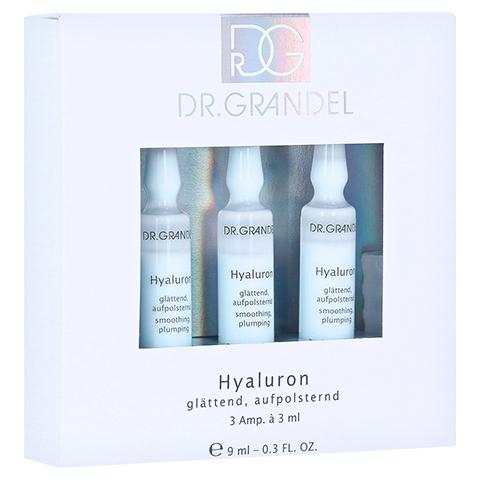 GRANDEL Professional Hyaluron Ampullen 3x3 Milliliter