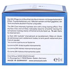 SANS SOUCIS MOISTURE Aqua Benefits 24h Pflege 50 Milliliter - Rechte Seite