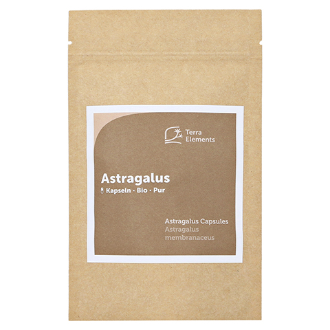Terra Elements Bio Astragalus Kapseln 400 mg 150 Stück