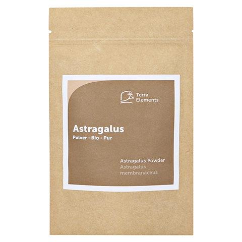 Terra Elements Bio Astragalus Pulver 100 Gramm