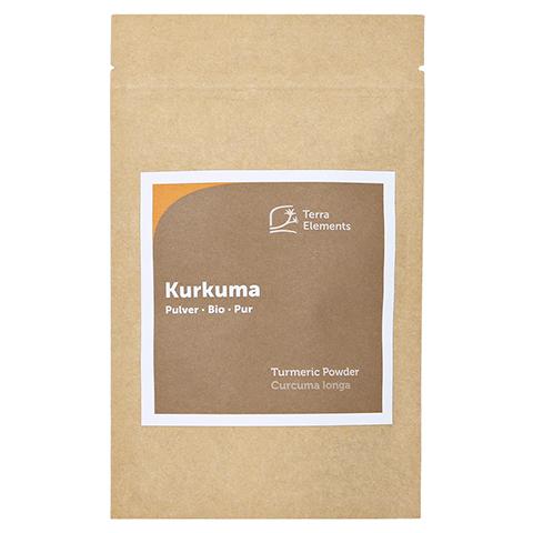 Terra Elements Bio Kurkuma Pulver 200 Gramm