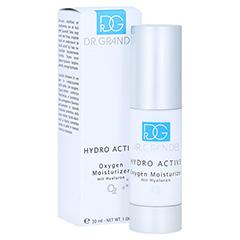 GRANDEL Hydro Active Oxygen Moisturizer Fluid 30 Milliliter