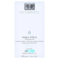 GRANDEL Alpha Effect 30 Milliliter - Vorderseite