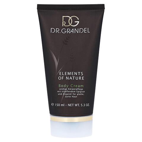GRANDEL Elements of Nature Body Cream 150 Milliliter
