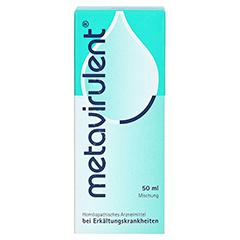 METAVIRULENT Tropfen zum Einnehmen 50 Milliliter N1 - Vorderseite