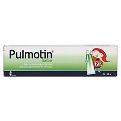 Pulmotin 50 Gramm N2 - Vorderseite