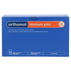 ORTHOMOL Immun pro Granulat 30 Stück - Vorderseite