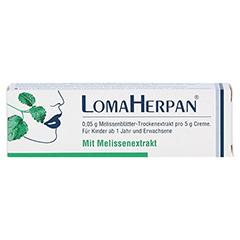 Lomaherpan 5 Gramm N1 - Vorderseite