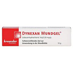 Dynexan Mundgel 10 Gramm N1 - Vorderseite