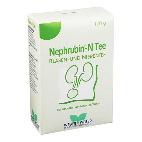 NEPHRUBIN N Tee 100 Gramm