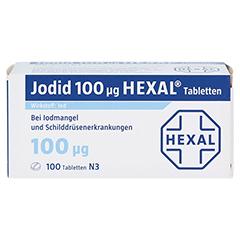 Jodid 100µg HEXAL 100 Stück N3 - Vorderseite
