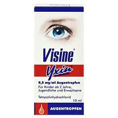 Visine Yxin 10 Milliliter - Vorderseite