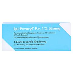 Epi-Pevaryl P.v. 1% Lösung 6x10 Gramm - Vorderseite