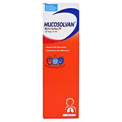 Mucosolvan Kindersaft 30mg/5ml 250 Milliliter N3 - Vorderseite