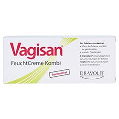 Vagisan Feuchtcreme Kombi 1 Packung - Vorderseite