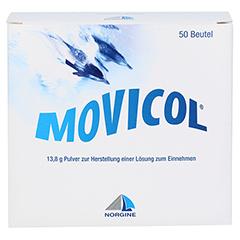 MOVICOL 50 Stück - Vorderseite