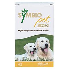 Symbiopet dog Ergänzungsfuttermittel für Hunde 175 Gramm - Vorderseite