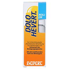 DOLO Hevert Roll-on 50 Milliliter - Vorderseite