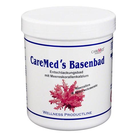 CAREMEDS Basenbad 500 Gramm
