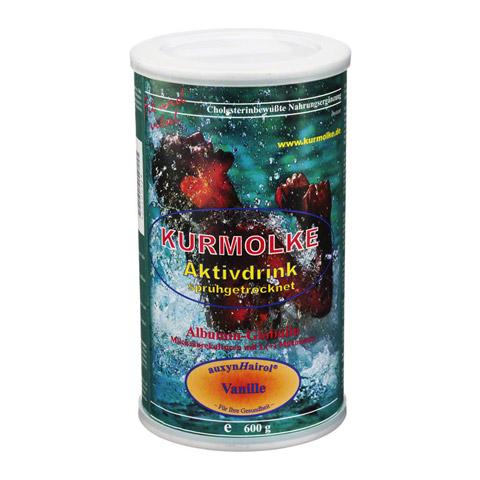 KURMOLKE Activdrink Vanille Pulver 600 Gramm