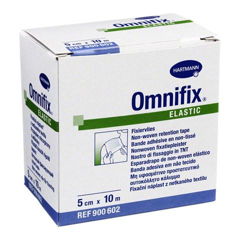 OMNIFIX elastic 5 cmx10 m Rolle 1 Stück