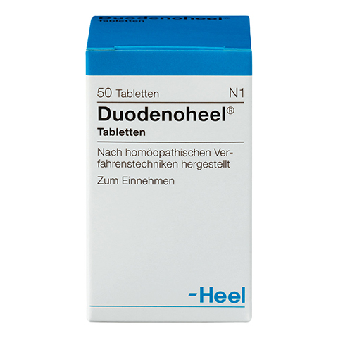 DUODENOHEEL Tabletten 50 Stück N1