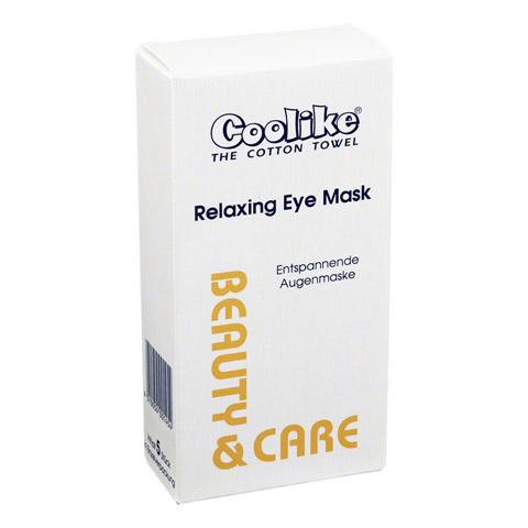 COOLIKE Augenmasketücher B + C 5 Stück