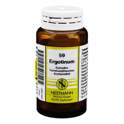 ERGOTINUM KOMPLEX Tabletten Nr.59 120 Stück
