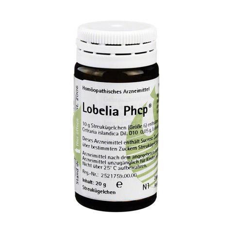 LOBELIA PHCP Globuli 20 Gramm N1