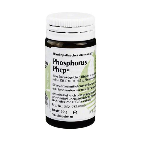PHOSPHORUS PHCP Globuli 20 Gramm N1